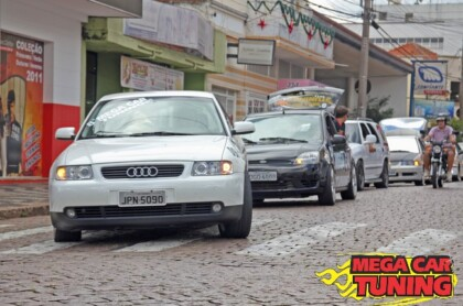 Carreata 8º Mega Car Tuning 2012