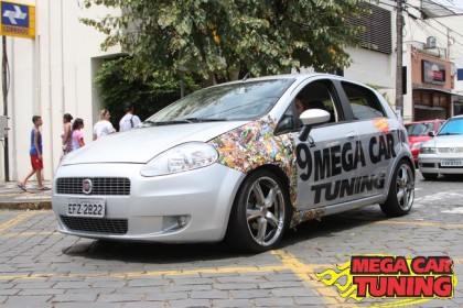 Carreata 9º Mega Car Tunning 2013